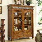 Craftsman Home - Door Bookcase - Americana Oak Finish Product Image