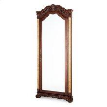 Wall Mirror W/storage