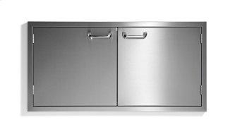"42"" double doors - Sedona by Lynx series"