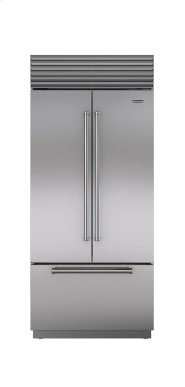 "36"" Built-In French Door Refrigerator/Freezer"