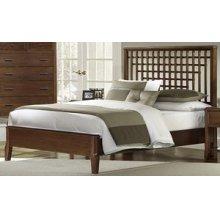 Lattice Bed