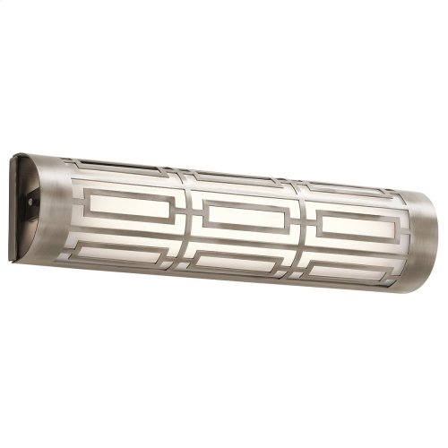"""Empire 20"""" LED Linear Wall Sconce Classic Pewter"""