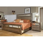 Champagne Bed Product Image