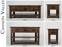 Cannon Valley Sofa Table