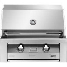 Luxury Builder Grill Fueled with Natural Gas