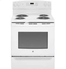 """30"""" Free-Standing Electric Range- Self Cleaning"""