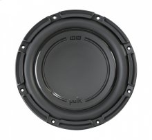"DB+ Series 10"" Single Voice Coil Subwoofer with Marine Certification in Black"
