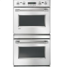 """GE Monogram® 30"""" Professional Electronic Convection Double Wall Oven"""