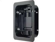In-Wall Box for use with VSF415, LRF118 and MF215 - Black