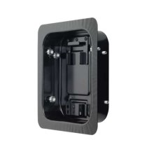 Black In-Wall Box for use with VSF415, LRF118 and MF215- ONE ONLY OPEN BOX