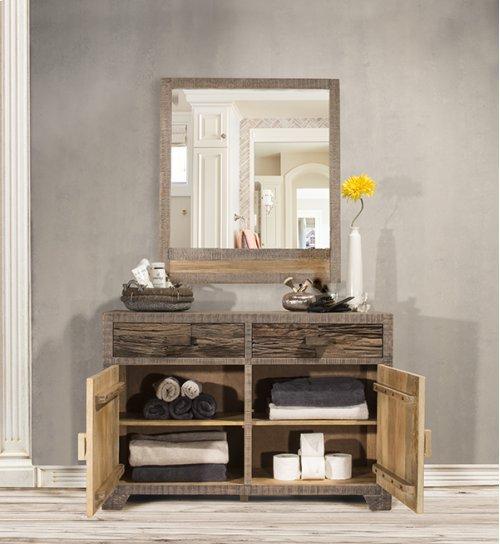 Bolero Cabinet 2 Door 2 Drawer