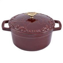 Staub Cast Iron 2.25-qt Round Cocotte Tomorrowland - Visual Imperfections