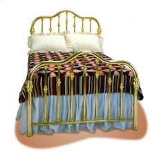 Soiree Brass Bed - #110