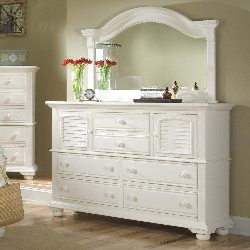 Cottage Traditions Master Dresser Mirror