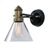 Outlook - 1 Light Wall Sconce