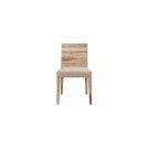 Modernist Palografico Oak Chair - Hueso Product Image