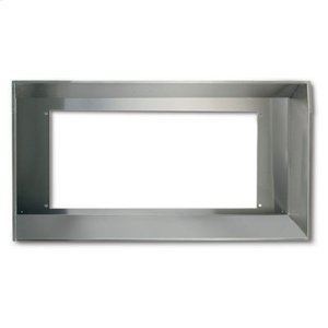 """Broan Elite 48"""" wide Custom Hood Liner to fit RMP17004 or RMPE7004 Inserts, in Stainless Steel"""