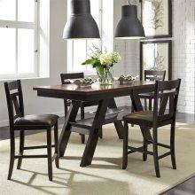 5 Piece Gathering Table Set