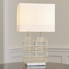 Stacked Slab Lamp