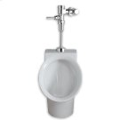 decorum-0125-gpf-urinal-system-with-manual-flush-valve-24183 - White Product Image