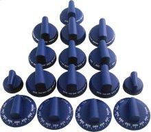 Blue Knob Set PAKNOBLUNH