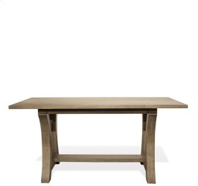 Sophie Counter Height Dining Table Natural finish