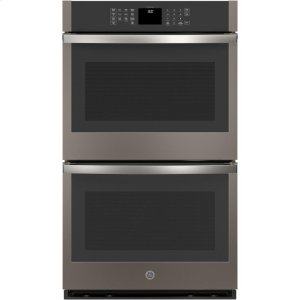 """GE®30"""" Smart Built-In Double Wall Oven"""