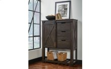BARN DOOR CHEST