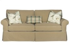 Paula Deen by Craftmaster Living Room Stationary Sofas, Two Cushion Sofas