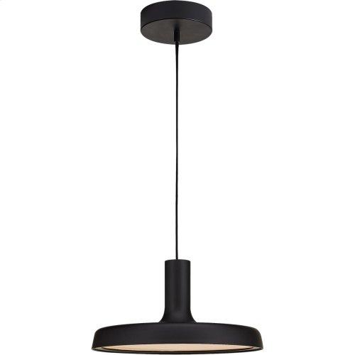 Visual Comfort PB5010STB Peter Bristol Dot LED 14 inch Stone Black Pendant Ceiling Light