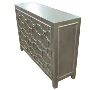 Silvestro Distressed Sideboard 2 Drawers + 2 Doors, Antique Champagne Product Image