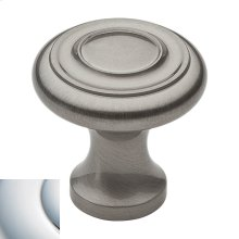 Polished Chrome Dominion Knob