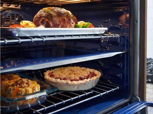 "30"" Microwave Combination Wall Oven with Flex Duo"