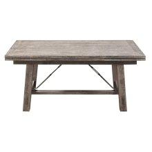 Emerald Home Dakota Refectory Leaf Dining Table Pine D570-15