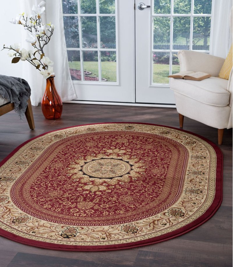 SNS4670 in by Tayse Rugs in Yakima, WA - Sensation - SNS4670 Red Rug