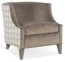 Living Room Dominique Club Chair 1077