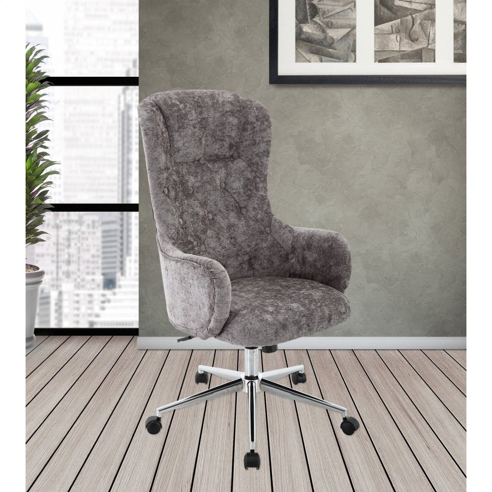 DC#207-GLA Fabric Desk Chair