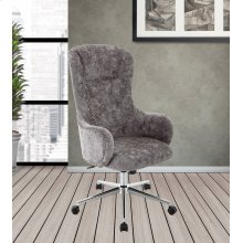 DC#207-MIN Fabric Desk Chair