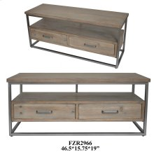 WOODEN CABINET WITH 4 DRAWERS, 1 PC PK/11.7