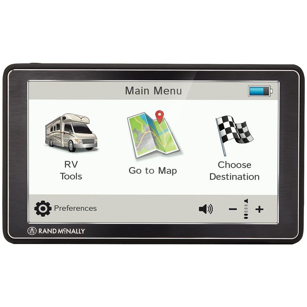 RVND 7 GPS Device with Free Lifetime Maps