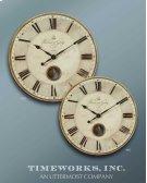 "Harrison Gray 23"" Wall Clock Product Image"