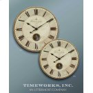 "Harrison Gray 23"" Wall Clock Product Image"