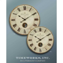 "Harrison Gray 23"" Wall Clock"