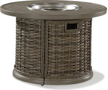 "St. Simons 36"" Round Gas Fire Pit"