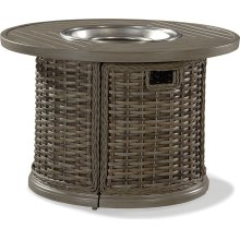"""St. Simons 36"""" Round Gas Fire Pit"""