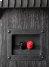 Additional Signature Series American HiFi Home Theater Compact Bookshelf Speaker in Washed Black Walnut