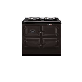 Pewter 3-Oven AGA Cooker (gas) Cast-iron range cooker