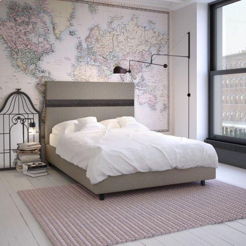 Bounty Upholstered Bed - Queen