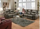 Power Double Reclining Loveseat Product Image