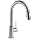 Arctic Stainless Single Handle Pull-Down Kitchen Faucet Product Image